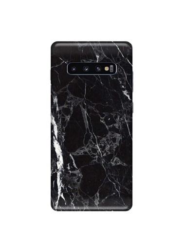 People's Cover Galaxy S10 Baskılı Telefon Kılıfı Renkli